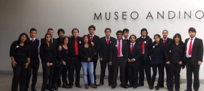 (2013) Concierto de Música Chilena en el Museo Andino