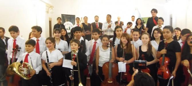 En el umbral de la música: la experiencia musical de la Orquesta Juvenil Nuevo Horizonte de Paine.