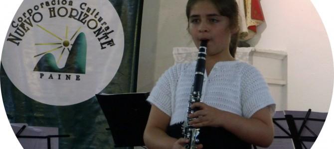 Concierto Dominical en Paine – El Clarinete