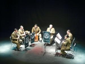 Quinteto de Clarinetes del Orfeón Nacional de Carabineros de Chile