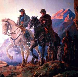 Serie de Televisión sobre el Cruce de los Andes