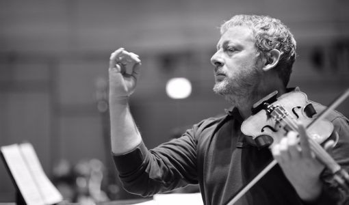 """Violinista de """"Latitvdes"""" es seleccionado para clase magistral del maestro Fabio Biondi"""