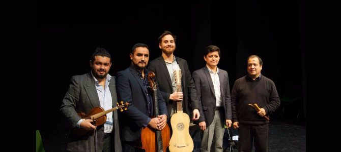 Barroco Latinoamericano en el Concierto Dominical de junio