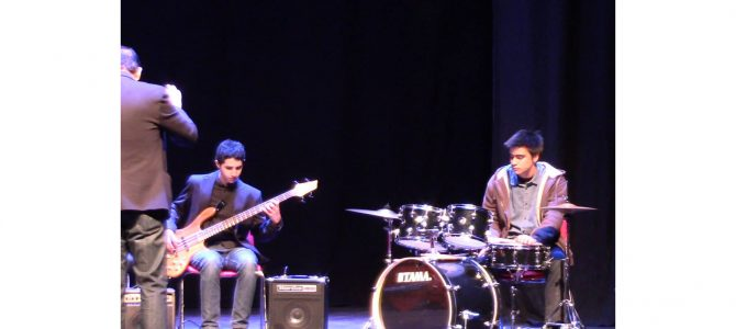 Solo jóvenes músicos en el Concierto Dominical de agosto en Paine