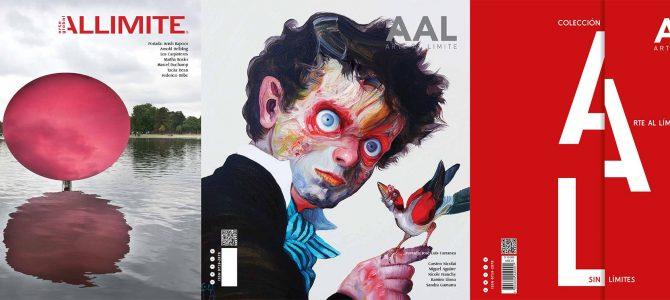 ARTE AL LIMITE (AAL) anuncia una nueva plataforma web que la transforma en portal de las artes