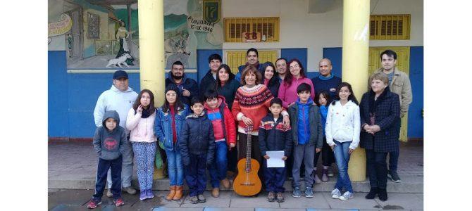 Soprano chilena, Directora del Coro Voces de Paine, es invitada a cantar en Viena
