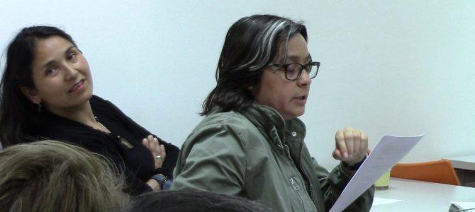 """«Protección de niños y niñas en Chile» en el ciclo de charlas multitemáticas """"Se piensa en Paine"""""""