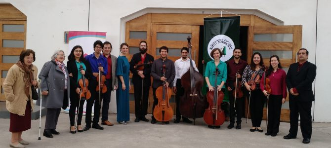 Concierto Dominical en Paine: Un novedoso repertorio en mayo