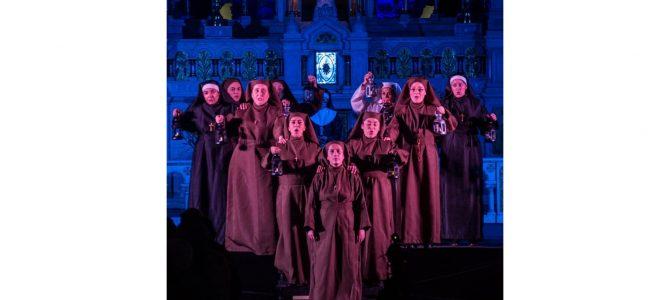 """Ópera """"Suor Angelica"""", de Giacomo Puccini, en Iglesia de Los Sacramentinos"""