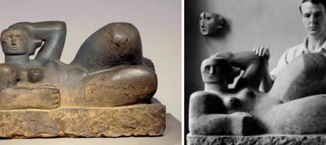 Henry Moore, forma y plenitud espacial